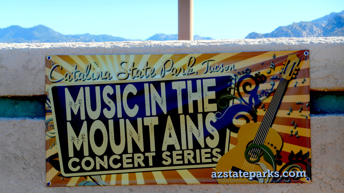 photo of concert series banner