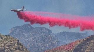 Big Horn Fire 2020